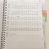 『もっちのノート家計簿』光熱費表