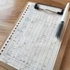 【日用品の在庫管理】日用品リストを活用して、月1回の購入で済ませます