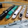 息子に影響されて、私まで新幹線や電車の名前を覚えてきました(笑)