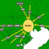 関西の郊外拠点がそれほど発展していない3つの理由