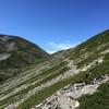 【山に行こう】南アルプス荒川三山、赤石岳を縦走する 後編