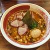 麺屋 悠@大久保の辛味噌チャーシュー麺