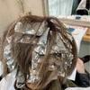 【続】白髪が気になりはじめた女子にオススメ◎白髪隠しのハイライトデザインカラー