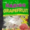 一口にグミと言っても色々あるんだなあと思った「HARIBO GRAPEFRUIT」
