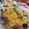 ●トマール「Resutaurante Nabao」でバカリャウ料理