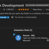 WSL2 + Docker Desktop + VSCode(Remote Development)でcreate-next-appを実行する(なおdevcontainer.jsonを自分で記述する)