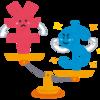 円安になると×貨幣と金利の関係×外需関連株