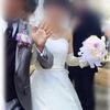 O様ご友人結婚式☆ (鹿児島県霧島市プリザーブドフラワー・霧島市プリザーブドフラワーウェディングブーケのハートローズ)