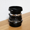 VoightLander NOKTON classic 40mm F1.4 SC (X-E3)購入理由など雑感