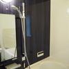 マイホームの浴室設備は極力シンプルで合理的空間にしたのは正解だったよ,って話。