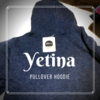 Yetina / pullover hoodie - 特許起毛のあったかパーカー!