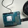 315MHz帯通信モジュールIM315をArduinoで試す その1:Arduinoシールド編