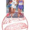 【風景印】小石川郵便局(2019.9.15押印)(&2019.9.15押印局一覧)