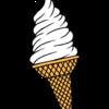【7月3日はソフトクリームの日】ソフトクリームのイラストを描きました