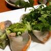 ベトナム料理の麻布「kitchen」の生春巻きとトムヤムクン鍋がうまかったのよ