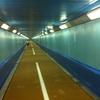 【自転車(ママチャリ)日本一周】30日目:さよなら九州!福岡から関門トンネルで本州へ!!