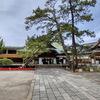 白山神社→病院→新発田城