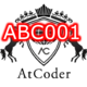 AtCoderの過去問に挑戦 ABC001 AtCoder Beginner Contest 001