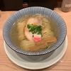 鯛塩そば 灯火「鯛塩らぁ麺」