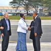 アメリカ前大統領 ケニアで財団設立で