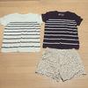 【ウェーブタイプに似合うTシャツはこれだ】私の定番無印Tシャツと夏の部屋着