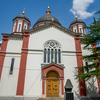 セルビア正教のbaptism=洗礼をみてみる 夏休みday3