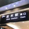 懐かしの昔の志木駅周辺の風景【2010年~2019年】