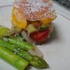 冷蔵庫のあまりものでたっぷり夏野菜のサラダ