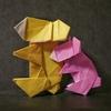 おりがみ:コアラ(2) (Origami : Koala(2))