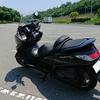 【Gマジェスティ400】高速道路、峠道でのインプレッション