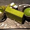 祇園 北川半兵衞さんのフォトジェニックな抹茶デザート