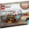 レゴ アイデア シップ・イン・ボトル 21313 Ship in a Bottle