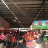 汕頭広州香港の旅2日目 汕頭の市場と鳳凰単叢の山と潮州の夜