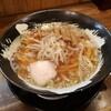 「コク煮干中華そば」「ミニパーコー丼」客野製麺所