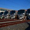2017/11/03 つくばエクスプレスまつり2017、関鉄水海道車両基地公開