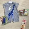 【子ども服・キッズ用品】西松屋でのお買い物と、無印をつかった収納&ベビー服着画も公開