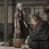9-12/32-5  NHKテレビドラマ「北斎まんが」こまつ座の時代(アングラの帝王から新劇へ)
