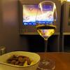 タイ国際航空 A380・ビジネスクラス搭乗記 ハネムーンシート【東京→バンコク】