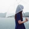 雨の日のポートレート撮影