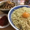 自家製中華そば としおか『つけ麺中盛+メンマ+生玉子+辛味(別皿)』