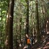 夏至のフスベヨリ谷遊山 清水出流