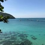 シーチャン島、「タンパンビーチ」ここのビーチが最高にいい‼︎