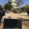 無料インターネットOsaka Free Wi-Fiの実力は?in 大阪城公園