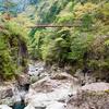 【奈良】「青の交響曲」で行く関西屈指のハイキングコース・みたらい渓谷と洞川温泉