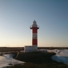 【石狩市】はまなすの丘公園の「石狩灯台」とやらを見てきた! ついでに砂浜も歩いてみた!