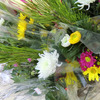 お正月のお花 (プリザーブドフラワー ハートローズ)
