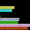 PHPでターミナル等のCLI標準出力に色などをつけるライブラリを公開しました