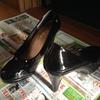 【夏休みの自由工作】靴流通センターの三千円のパンプスをルブタン風にしてみた