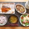鯖の味噌煮定食献立【おうちごはんレシピ】