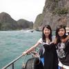 女子旅を楽しもう!大型クルーザーで楽々ピピ島ツアー